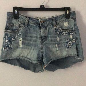 Rewash Brand jean shorts size 7/8